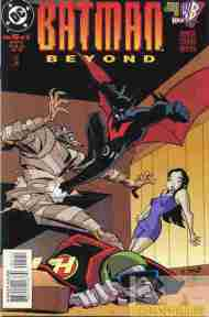 """Yesterday's"" Comic> Batman Beyond #5 (DCAU-miniseries)"