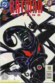 """Yesterday's"" Comic> Batman Beyond #6 (DCAU-mini)"