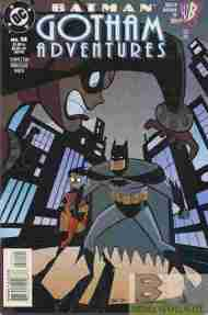 """Yesterday's"" Comic> Batman: Gotham Adventures #14"