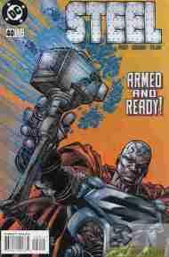 """Yesterday's"" Comic> Steel#40"