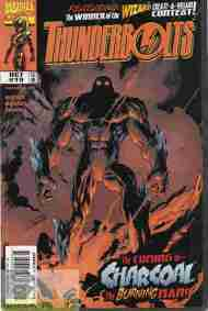 """Yesterday's"" Comic> Thunderbolts #19"