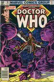 """Yesterday's"" Comic> Marvel Premiere#59"