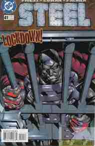 """Yesterday's"" Comic> Steel#41"