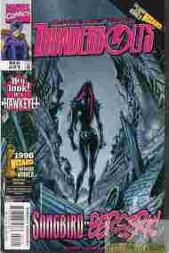 """Yesterday's"" Comic> Thunderbolts #21"