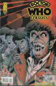 """""""Yesterday's"""" Comic> Doctor Who Classics #6(IDW)"""