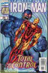 """Yesterday's"" Comic> Iron Man vol 3 #13"