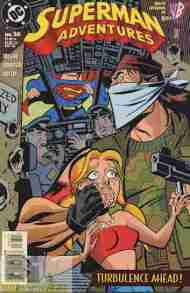 """Yesterday's"" Comic> Superman Adventures #36"
