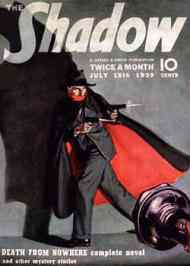 Saturday Night Showcase: TheShadow