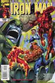 """Yesterday's"" Comic> Iron Man vol. 3 #14"
