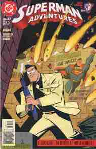 """Yesterday's"" Comic> Superman Adventures #37"