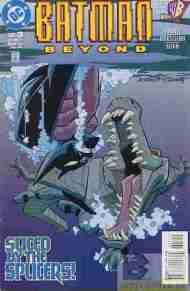 """Yesterday's"" Comic> Batman Beyond #3(DCAU-Ongoing)"