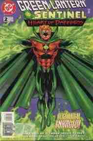 """Yesterday's"" Comic> Green Lantern/Sentinel: Heart Of Darkness#2"