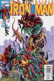 """Yesterday's"" Comic> Iron Man vol. 3#16"