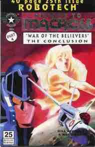 """Yesterday's"" Comic> Robotech: Return To Macross#25"