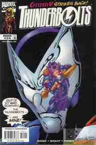 """Yesterday's"" Comic> Thunderbolts #24"