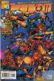 """""""Yesterday's"""" Comic> Thunderbolts#25"""