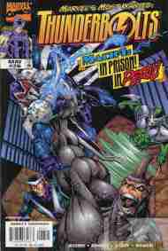 """Yesterday's"" Comic> Thunderbolts #26"