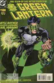 """Yesterday's"" Comic> Green Lantern#100"