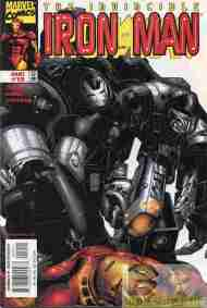 """Yesterday's"" Comic> Iron Man vol. 3 #19"