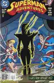 """""""Yesterday's"""" Comic> Superman Adventures#39"""