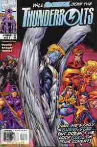 """Yesterday's"" Comic> Thunderbolts #27"