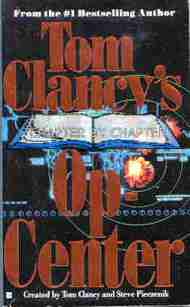 Chapter By Chapter: Tom Clancy's Op-Center chapters 62-64