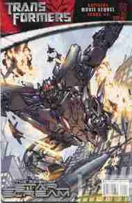 """Yesterday's"" Comic> Transformers: The Reign Of Starscream #1"