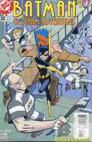 """Yesterday's"" Comic> Batman: Gotham Adventures#22"
