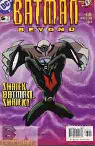 """""""Yesterday's"""" Comic> Batman Beyond vol. 2 #5(DCAU)"""