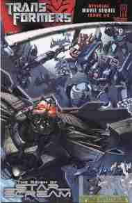 """""""Yesterday's"""" Comic> Transformers: The Reign Of Starscream#5"""