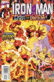 """Yesterday's"" Comic> Iron Man vol. 3 #21"