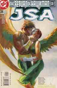 """Yesterday's"" Comic> JSA#25"