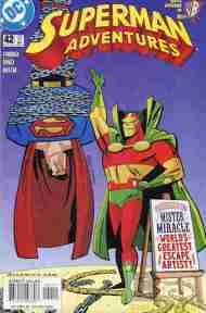 """Yesterday's"" Comic> Superman Adventures #42"