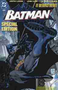 """""""Yesterday's"""" Comic> Batman #608 (SpecialEdition)"""