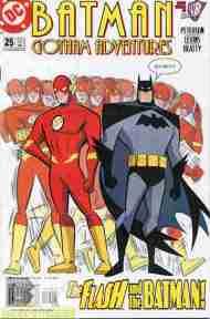 """Yesterday's"" Comic> Batman: Gotham Adventures#25"