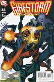 """Yesterday's"" Comic> Firestorm: The Nuclear Man #29"