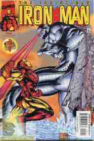 """Yesterday's"" Comic> Iron Man vol. 3 #24"