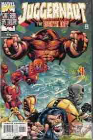 """""""Yesterday's"""" Comic> Juggernaut: The EighthDay"""