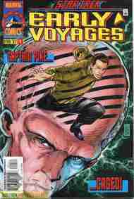 """Yesterday's"" Comic> Star Trek: Early Voyages #4"