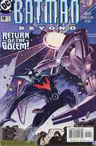 """Yesterday's"" Comic> Batman Beyond vol. 2 #10"