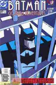 """Yesterday's"" Comic> Batman: Gotham Adventures #27"