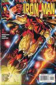 """Yesterday's"" Comic> Iron Man vol. 3 #26"