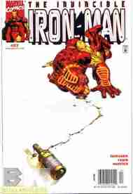 """Yesterday's"" Comic> Iron Man vol 3 #27"