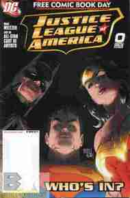 """Yesterday's"" Comic> Justice League Of America #0 (FCBD)"