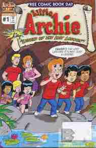 """Yesterday's"" Comic> Little Archie Free Comic Book Day 2017"