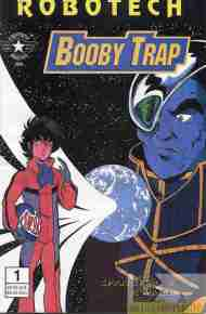 """Yesterday's"" Comic> Robotech: Booby Trap"
