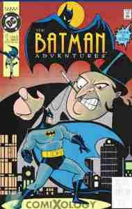 """Yesterday's"" Comic> The Batman Adventures#1"