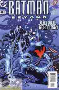 """""""Yesterday's"""" Comic> Batman Beyond vol 2 #11(DCAU)"""