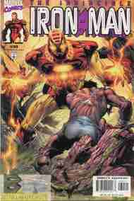 """Yesterday's"" Comic> Iron Man vol. 3 #30"