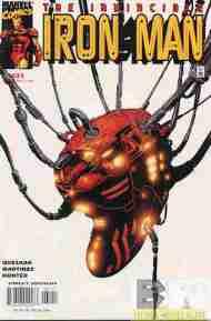 """Yesterday's"" Comic> Iron Man vol 3#31"